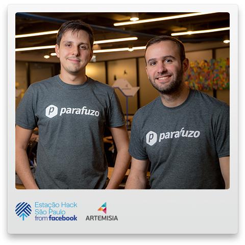 Parafuzo + Estação Hack e Artemisia