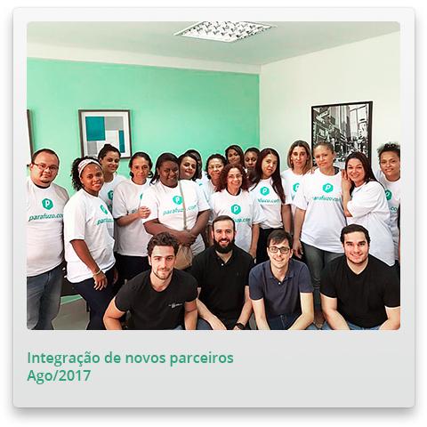 Equipe Parafuzo Integração