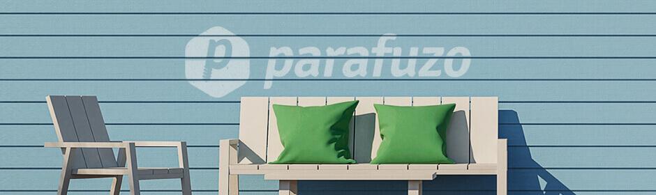 Imagem de um banco em que a pessoa pode descansar caso contrate uma limpeza padrão pela Parafuzo e não tenha que se preocupar mais a organização da sua casa.