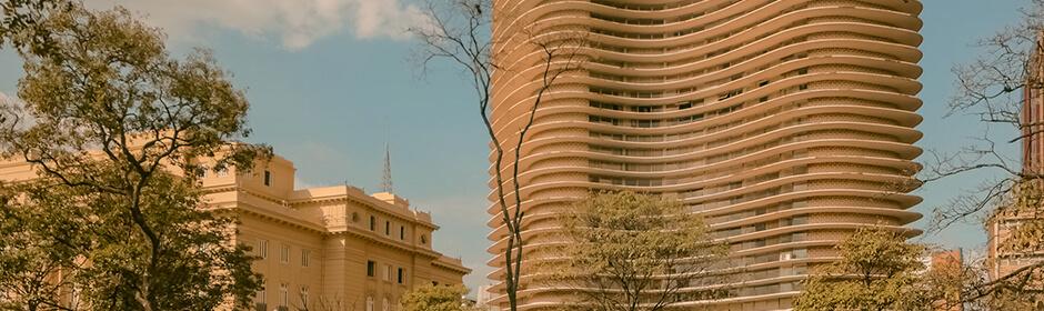FOTO: imagem panorâmica da cidade de Belo Horizonte